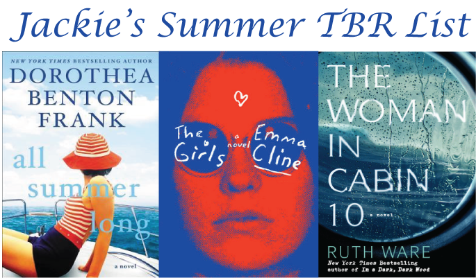 Jackie's-summer-tbr-list