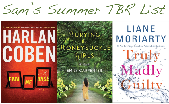 Sam's-summer-tbr-list