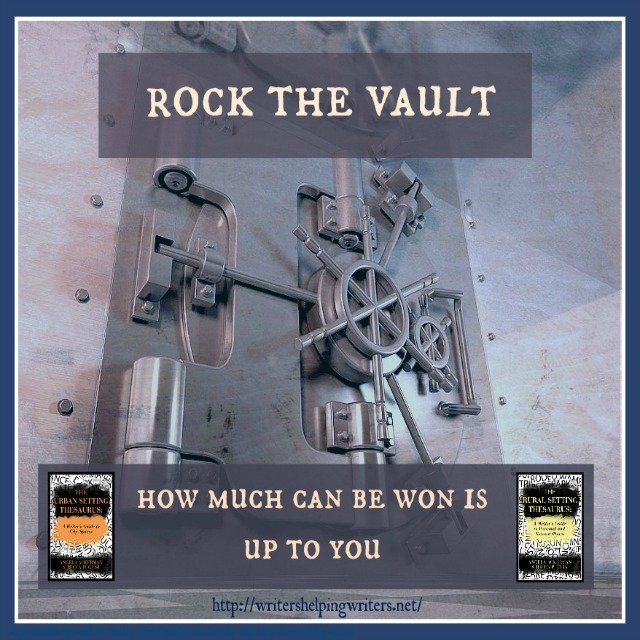 Writers, Have You Rocked The Vault?