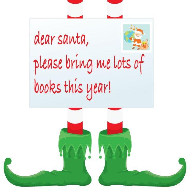 Christmas TBR List