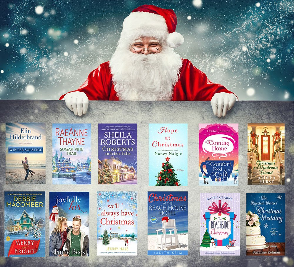 Christmas TBR Snap Giveaway