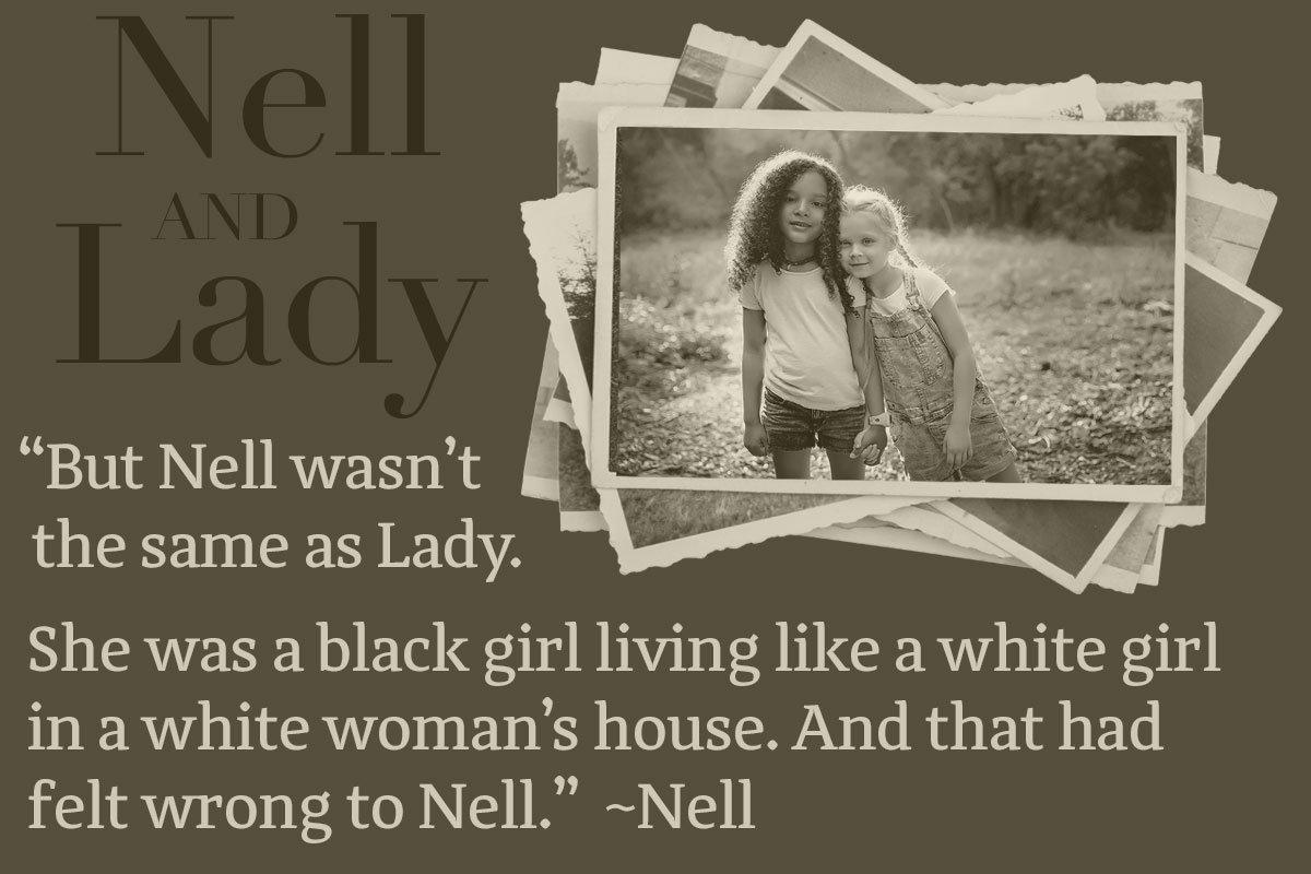 Nell and Lady - Ashley Farley