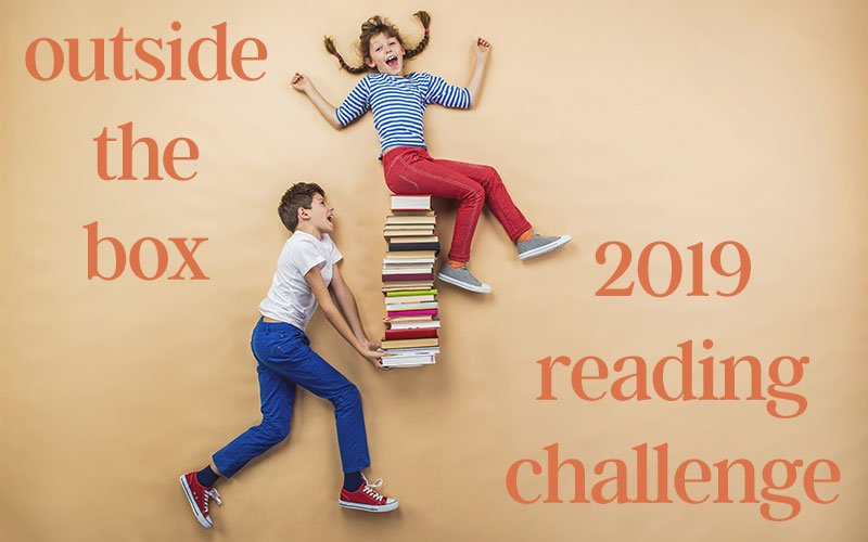 Step Outside the Box Reading Challenge