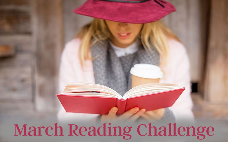 March Reading Challenge