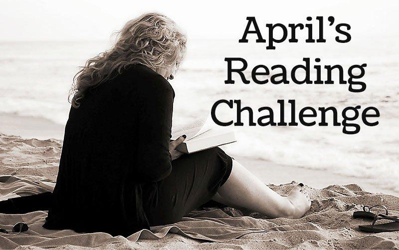 April's Reading Challenge