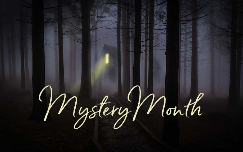 July is Mystery Month