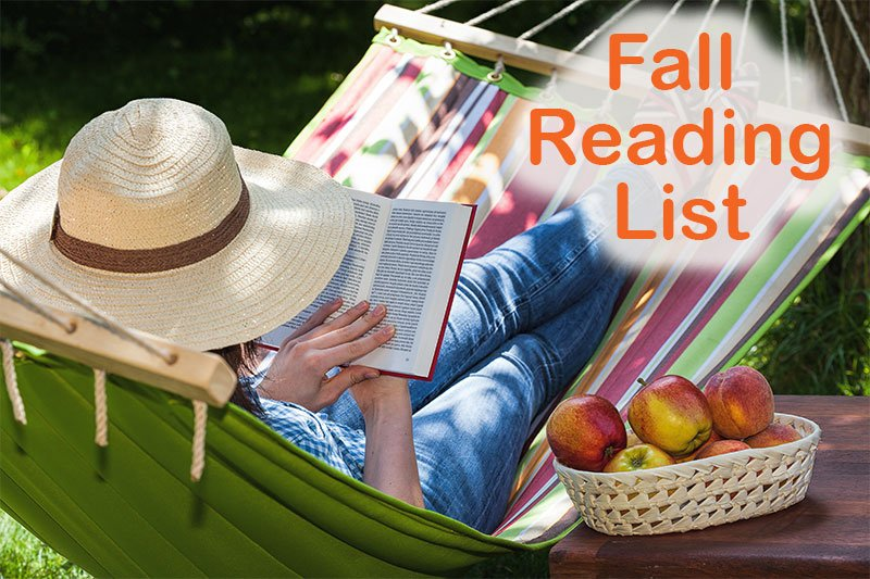 Fall Reading List Giveaway