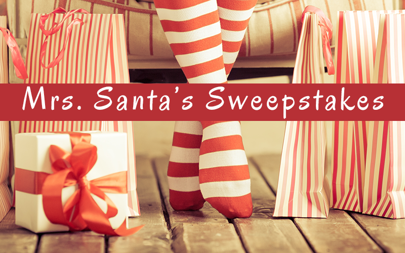 Mrs. Santa's Sweepstakes
