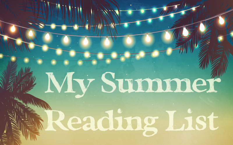Summer Reading List Giveaway